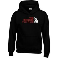 Stranger Things Hoodie Inspired Upside Down Demogorgon Halloween Men Sweatshirt