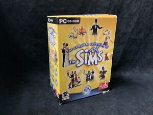 The Complete Collection Of The Sims (PC CD-ROM) (L32)