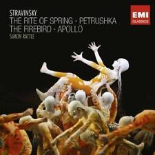 Sir Simon Rattle - Stravinsky: The Ballets (NEW 2 x CD)