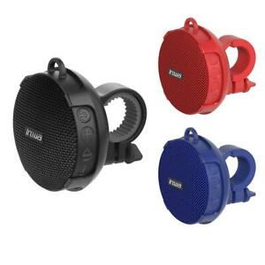 Portable Waterproof Bluetooth Wireless Bicycle Stereo Speaker Sound + Bike Mount