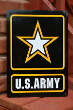 U.S.ARMY SIGN Military Star Marines Services Welcome Home Logo Free Shipping