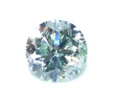 0.31 ct Natural Loose Fancy Light Green Diamond GIA Certified Round Cut SI2