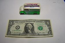 Hot Wheels Green Dairy Delivery Truck -  World of Wheels 2nd In Series - 2000