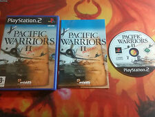 PACIFIC WARRIORS II DOGFIGHT PLAYSTATION 2 PS2 ENVÍO 24/48H