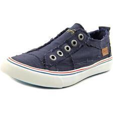 Zapatos planos de mujer azul Blowfish