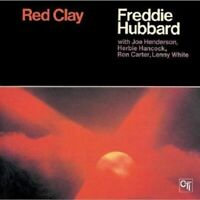 Original Lp Freddie Hubbard Red Clay CTI 6001, Tested/Working