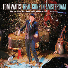 TOM WAITS New Sealed 2019 LIVE 2004 AMSTERDAM CONCERT 2 CD SET