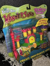 Magic Sand By Moose Toys Never Wet Wonder Fairy Castle Shopkins Maker Play Set