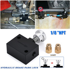 "1/8"" NPT Car truck Lock Hydraulic Brake Parking Lock Holder For Disc Drum Brake"