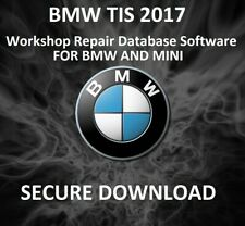 BMW TIS 2017 Auto Data Repair Workshop Manual Software - Instant Delivery ISTA
