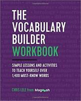 The Vocabulary Builder Workbook by Chris Lele PAPERBACK 2018