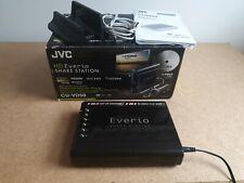 JVC CU-VD50 dvd burner HD Everio Share Station direct HD burner/player w/out pc