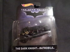 2016 HOT WHEELS DC COMICS THE DARK KNIGHT BATMOBILE HW HOTWHEELS NEW RELEASE HTF