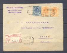1923.-MADRID A DINAMARCA