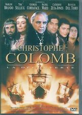 DVD ZONE 2--CHRISTOPHE COLOMB LA DECOUVERTE--BRANDO/DEL TORO/SELLECK/CORRAFACE