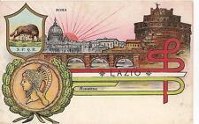 LAZIO  -  ROMA...............ill. FURLANETTO