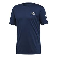 adidas Herren Club 3-Stripes Tee  T-Shirt dunkelblau NEU
