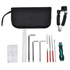 Guitar Repair and Maintenance Tools Accessories Kit Set of Luthier Care Tools st