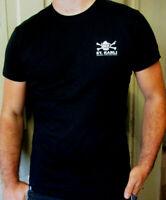 schwarzes St.Karli T-Shirt Oberteil Größe M Chemnitz CFC FCK St.Pauli Nischel
