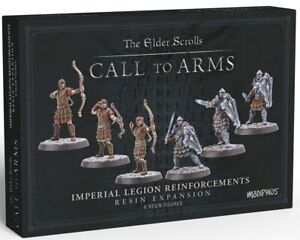 The Elder Scrolls Call to Arms Imperial Reinforcements New
