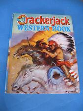 THE CRACKERJACK  WESTERN BOOK  1959