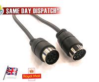 0.3m MK2/3 Black Bang & Olufsen B&O Powerlink COUPLER JOINER Speaker Cable
