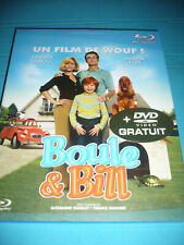 BOULE ET BILL Blu Ray BR DVD FR French Dubosc used occasion LIKE NEW