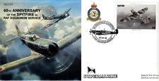 CC53 RAF 60th Supermarine Spitfire Battle of Britain 19 & 80 Sqn Nevis cover #3