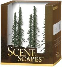 Bachmann SceneScapes Conifer Trees 5-6  (6) 32003