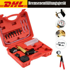 Vakuumpumpe Hand Bremsenentlüfter Unterdrucktester Hand-Bremse Entlüften Vakuum