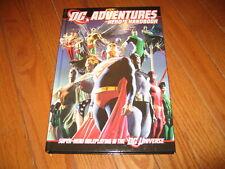 DC Adventures RPG Hero's Handbook