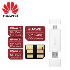 Genuine Original Huawei NM Card 256 GB 128 GB 64 GB 90MB/s Nano Memory Cards