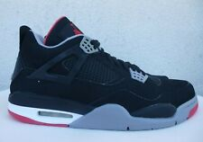 "DS 2008 AIR JORDAN IV ""Bred"" CDP  countdown pack Size 13 US / 47.5 EUR"