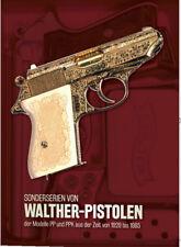 Schecker spécial séries de Walther-PISTOLETS pp ppk 1929 - 1985
