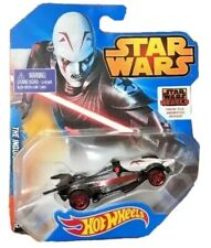 NEW Collectible Disney Hot Wheels Star Wars Inquisitor Die-cast Car Vehicle
