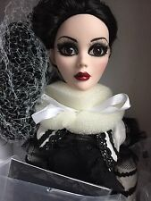 "Tonner Wilde Imagination Evangeline Ghastly Dark Innocence 18.5"" Fashion Doll LE"