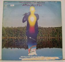 "MAHAVISHNU ORCHESTRA APOCALYPSE LONDON SYMPHONY TILSON THOMAS 12"" LP (i509)"