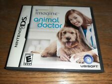 DS GAME: Animal Doctor (Nintendo DS, 2007) Official Licensed Nintendo product👍