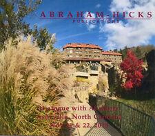 Abraham-Hicks Esther 6 CD Asheville, NC November 21 & 22, 2015 - NEW