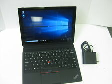 Lenovo ThinkPad X1 M3-6Y30 @ .90GHz 128GB 4GB WIN10PRO 20GG001UUS w/ Keyboard #1