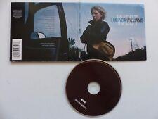 LUCINDA WILLIAMS West  CD ALBUM