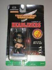 Corinthian Headliners JAPAN Only Pro Wrestler GREAT MUTA NJPW AJPW WCW AEW WWE