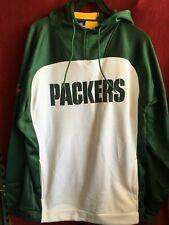 Green Bay Packers Hooded Sweatshirt by Reebok XL