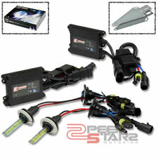 3000K YELLOW HID XENON CONVERSION KIT+H3 BULBS FOG LIGHTS/LAMP+WIRE+SLIM BALLAST
