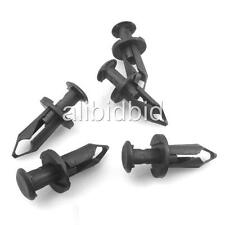 100 Pcs ATV Fender Clips Body Rivets 8mm Fit Suzuki King Quad Vinson Eiger Ozark