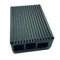 Aluminium Alloy Case Enclosure Box Protective Shell for Raspberry Pi 4 Model B