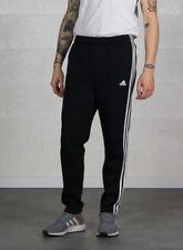 Pantaloni da uomo neri in poliestere