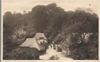 EARLY 1900's VINTAGE POSTCARD - COCKINGTON FORGE, TORQUAY POSTCARD