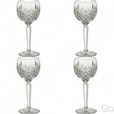 Waterford Lismore Hock Wine (4) Four Wine Hocks New In Box # 6003180800