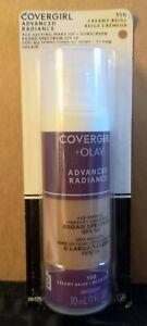 CoverGirl Advanced Radiance Age Defying Make-Up #150 Creamy Beige SPF 10